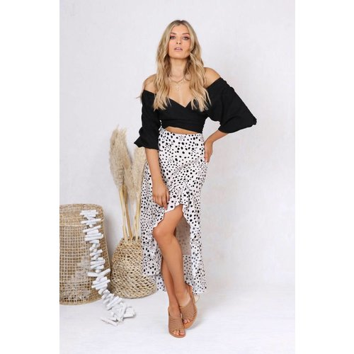 Lost in Lunar Allira Maxi Skirt