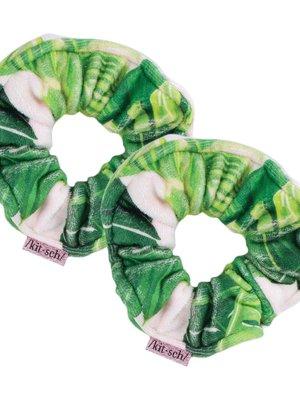 Kitsch Microfiber Scrunchies