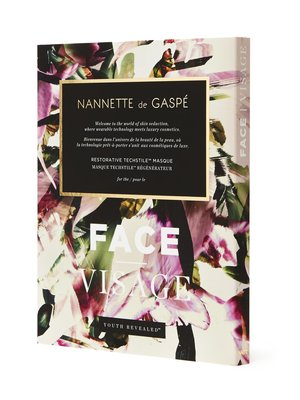 Nannette De Gaspé Youth Revealed Face Dry Mask