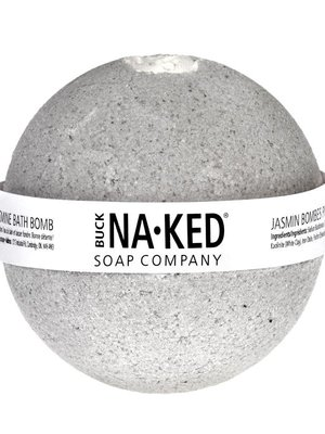 Buck Naked Soap Company Jasmine Bath Bomb