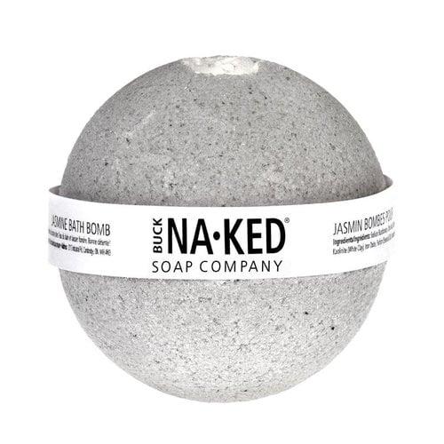 Buck Naked Soap Company Jasmine Bath Bomb