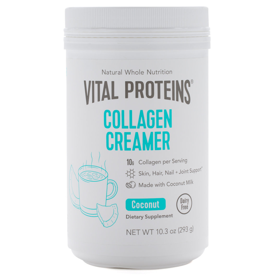 Vital Proteins Collagen Creamer Le Beauty Bar