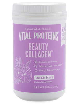 Vital Proteins Lavender Lemon Beauty Collagen 10oz
