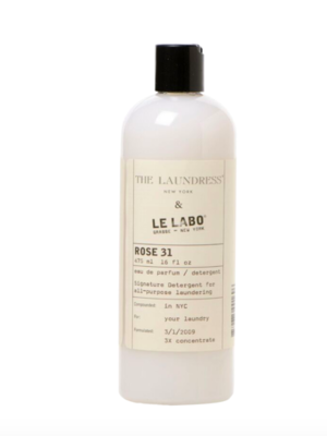 The Laundress Le Labo Rose Signature Detergent 16 fl oz