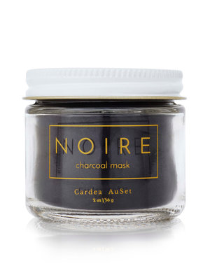 Cardea Au Set Noire Charcoal Mask