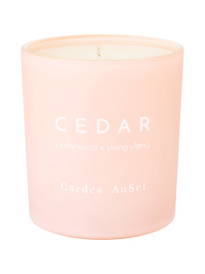 Cardea Au Set Cedar Hand-Poured Candle