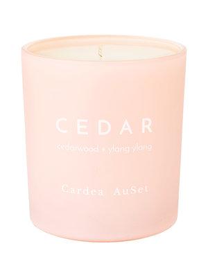 Cardea Au Set Cedar Hand-Poured Candle
