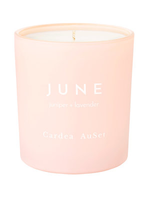 Cardea Au Set June Hand-Poured Candle