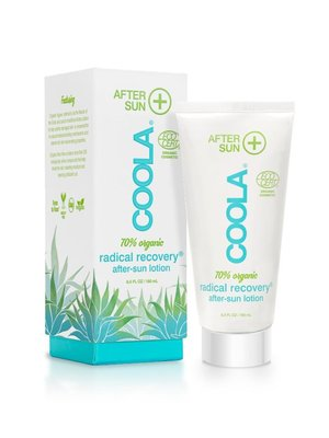 Coola Enviormental Repair + Radical recovery After Sun
