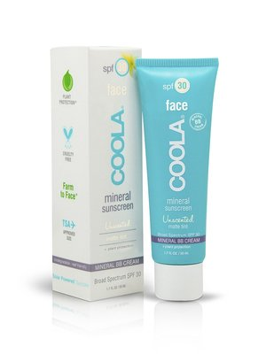 Coola SPF 30 Mineral Face Matte Tint BB Cream