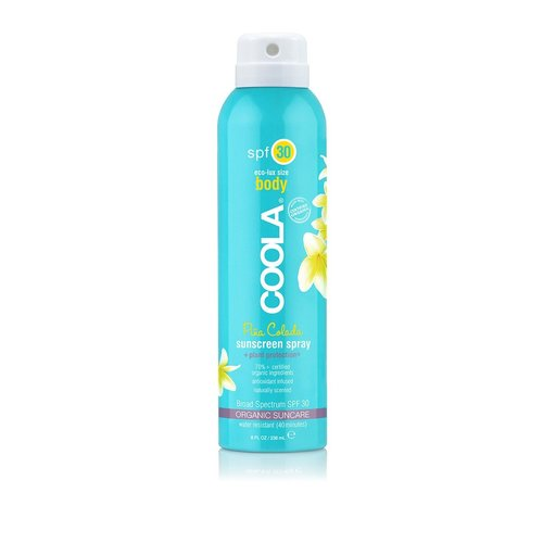 Coola SPF 30 Sunscreen Spray Pina Colada