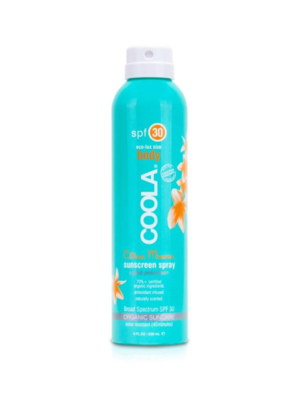 Coola SPF 30 Sunscreen Spray Citrus Mimosa