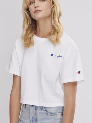 CHAMPION Heritage Cropped Tee