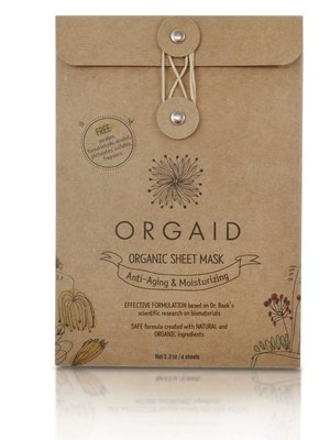 Orgaid Orgaid Anti-Aging Mask Multi-Pack