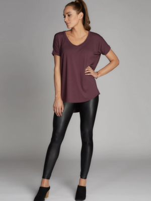 C'est Moi Brushed Matte Liquid Leggings
