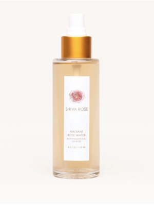 Shiva Rose Radiant Rose Water