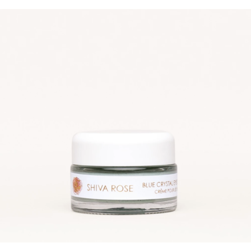 Shiva Rose Blue Crystal Eye Cream