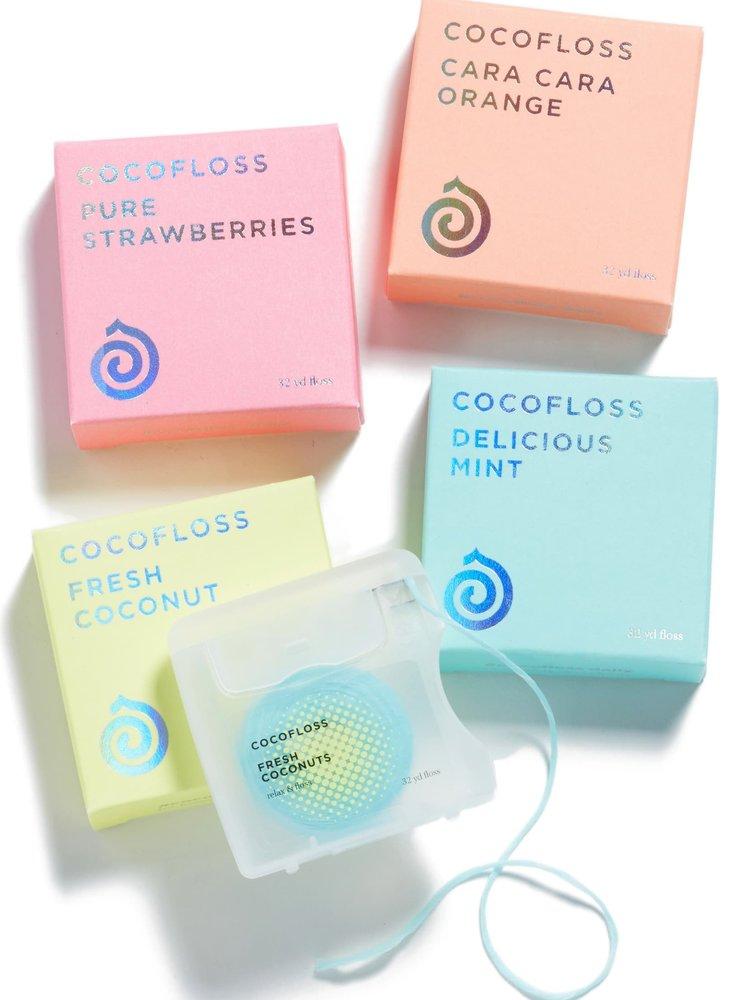 Cocofloss - Le Beauty Bar