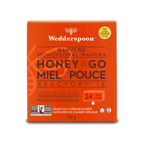 Wedderspoon Honey On The Go
