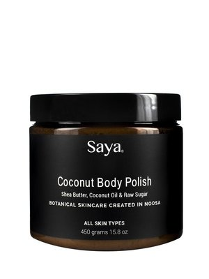Saya Coconut Body Polish