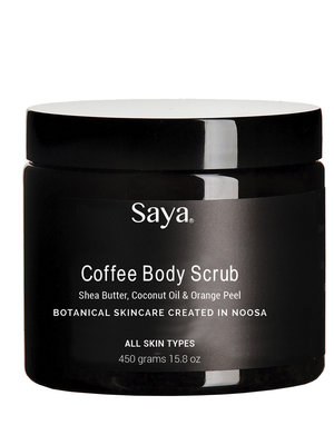 Saya Coffee Body Scrub