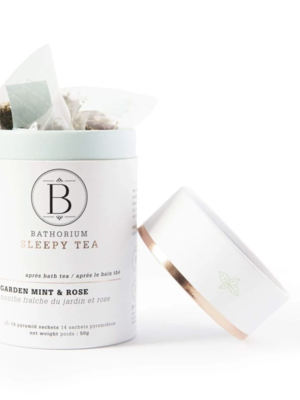 Bathorium Apres Bath Sleepy Tea Garden Mint + Rose