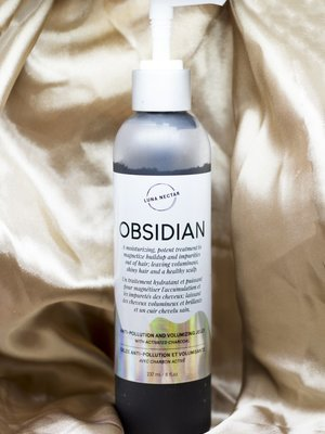 Luna Nectar Obsidian Volumizing & Anti-Pollution Hair Jelly