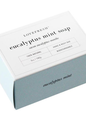 LoveFresh LoveFresh Soap Eucalyptus Mint