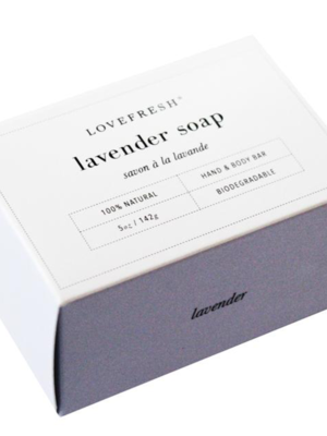 LoveFresh LoveFresh Lavender Soap