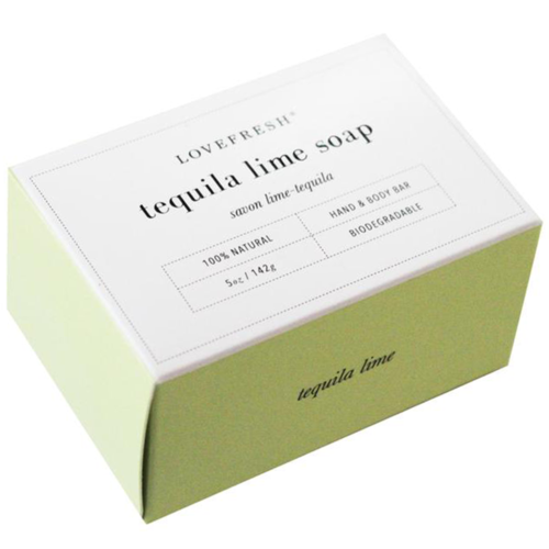 LoveFresh LoveFresh Tequila Lime Soap