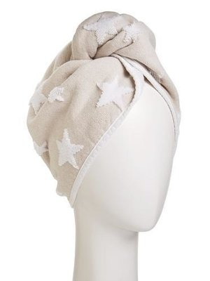 L Erickson Star Towel Turban