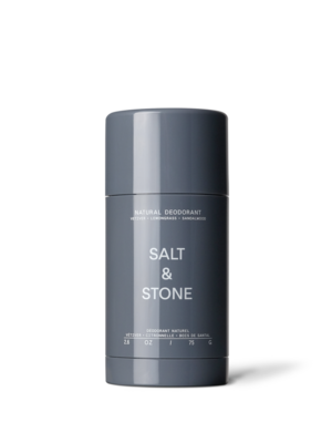 Salt & Stone Vetiver + Lemongrass Deodorant