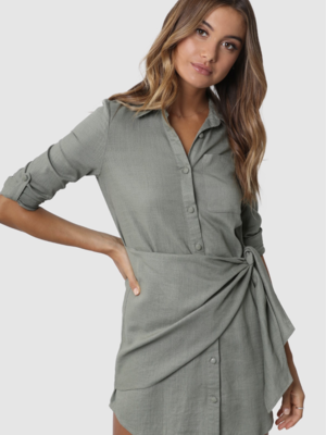 Lost in Lunar Piper Wrap Dress