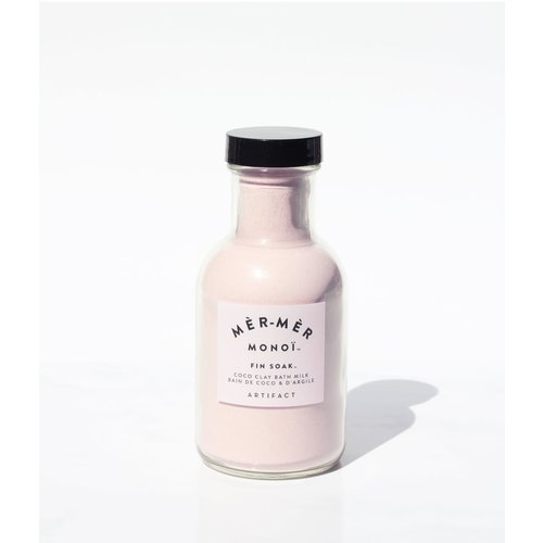 Artifact Skin Co. Mèr-Mèr Monoï Fin Soak Bath Milk - 8oz
