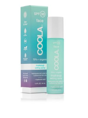 Coola SPF 30 Makeup Setting Spray