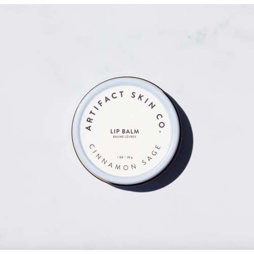 Artifact Skin Co. Cinnamon Sage Lip Balm