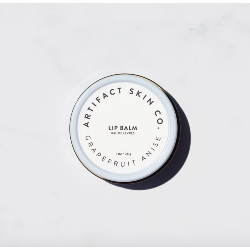 Artifact Skin Co. Grapefruit Anise Lip Balm
