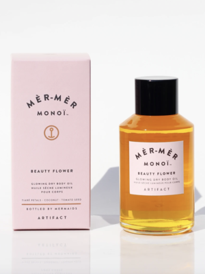 Artifact Skin Co. Mèr-Mèr Monoï Beauty Flower Glowing Dry Body Oil - 60ml