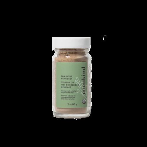 Cocokind SeaMoss Exfoliator