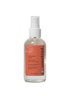 Cocokind Organic Rosewater Facial Toner