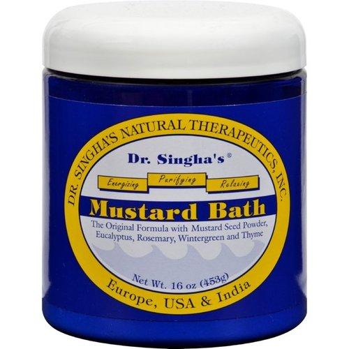 Dr. Singha Dr. Singha Mustard Bath 16oz
