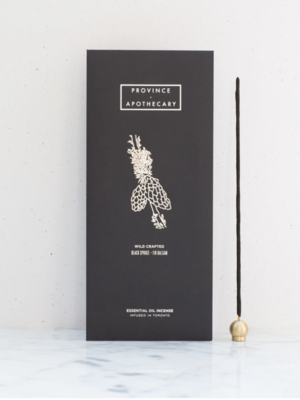 Province Apothecary Black Spruce + Fir Balsam Incense