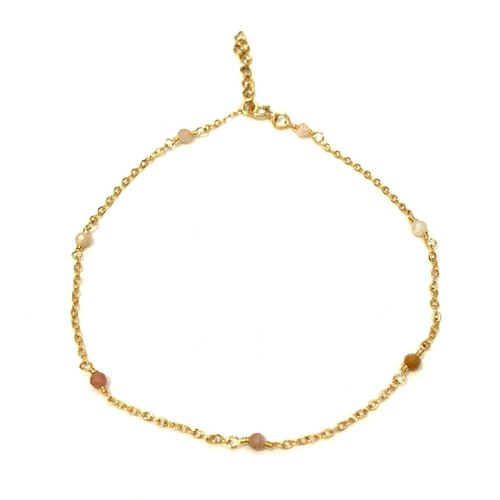 Atelier SYP Moonstone Anklet