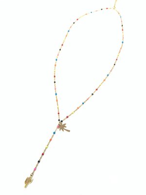 Atelier SYP Tropical Charm Lariat