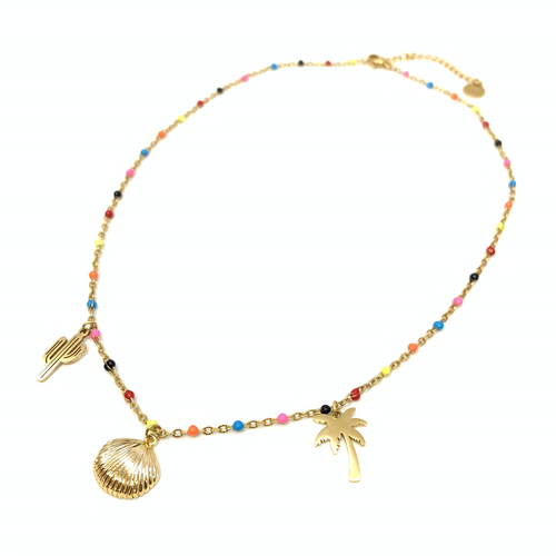 Atelier SYP Tropical Charm Necklace