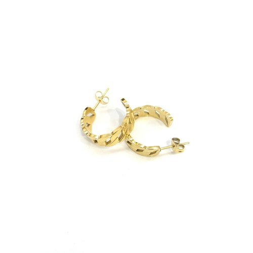 Atelier SYP Figaro Small Hoops