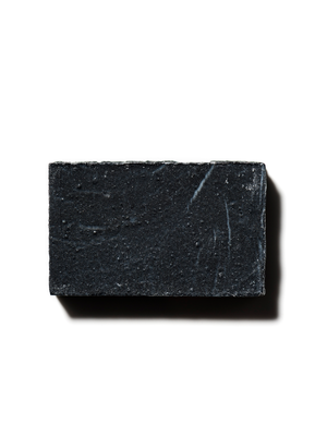 Sade Baron Vulcano Activated Charcoal Bar Soap