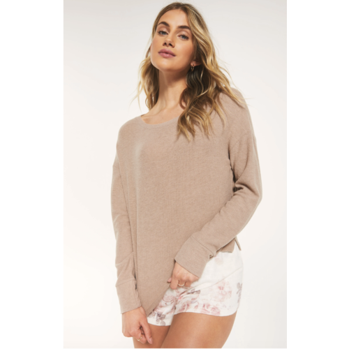 ZSupply Leila Rib Long Sleeve