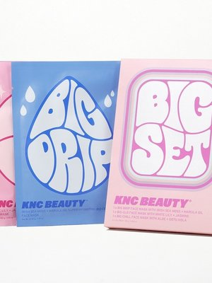 KNC Beauty Big Set Face Mask 3-Pack