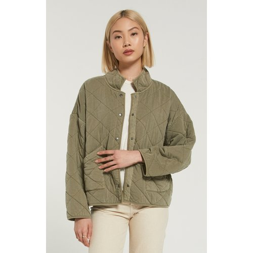 BB Dakota Maya Quilted Jacket